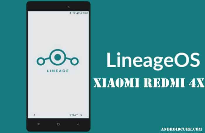 Update Xiaomi Redmi 4X to Android 8.1