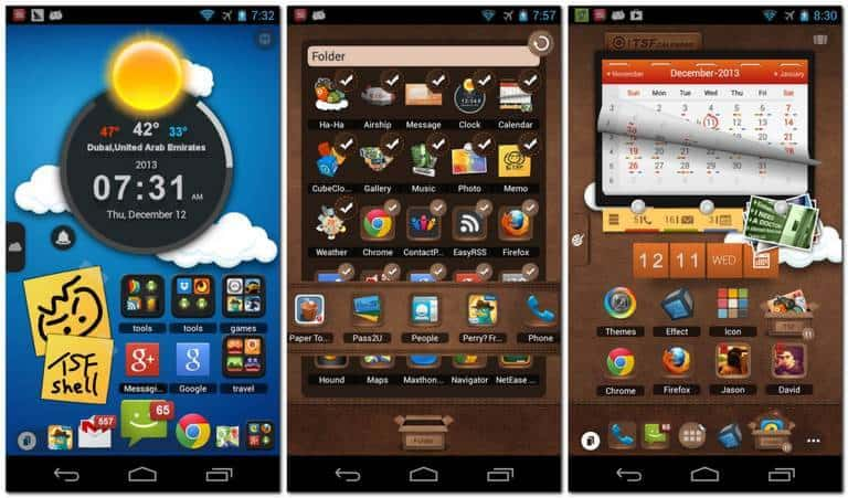5 Best Launcher Apps for Samsung Galaxy Note 8