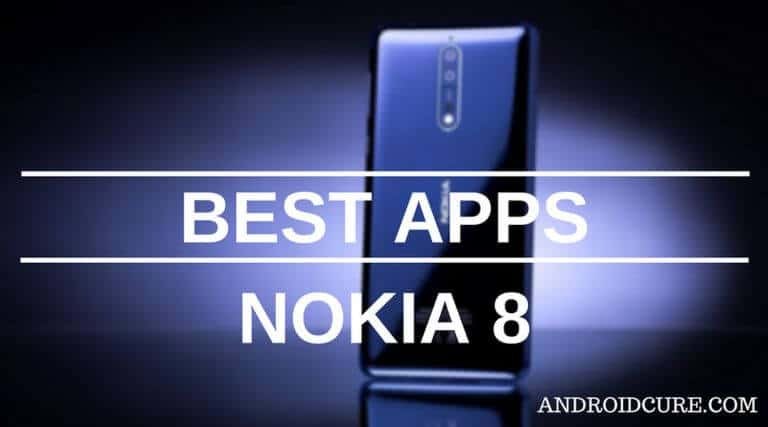 Photo of The 15 Best Apps forNokia 8