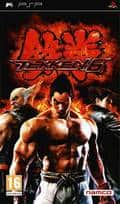 Tekken 6 best ppsspp games