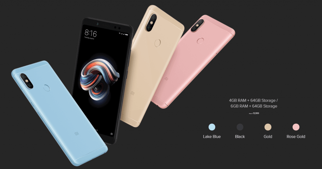 Xiaomi Note 5 Pro Redmi Note 5 Review Specification