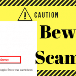 Beware of Scam Email from Apple.com and GooglePlay