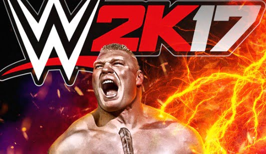 WWE 2K17 PPSSPP Free Download