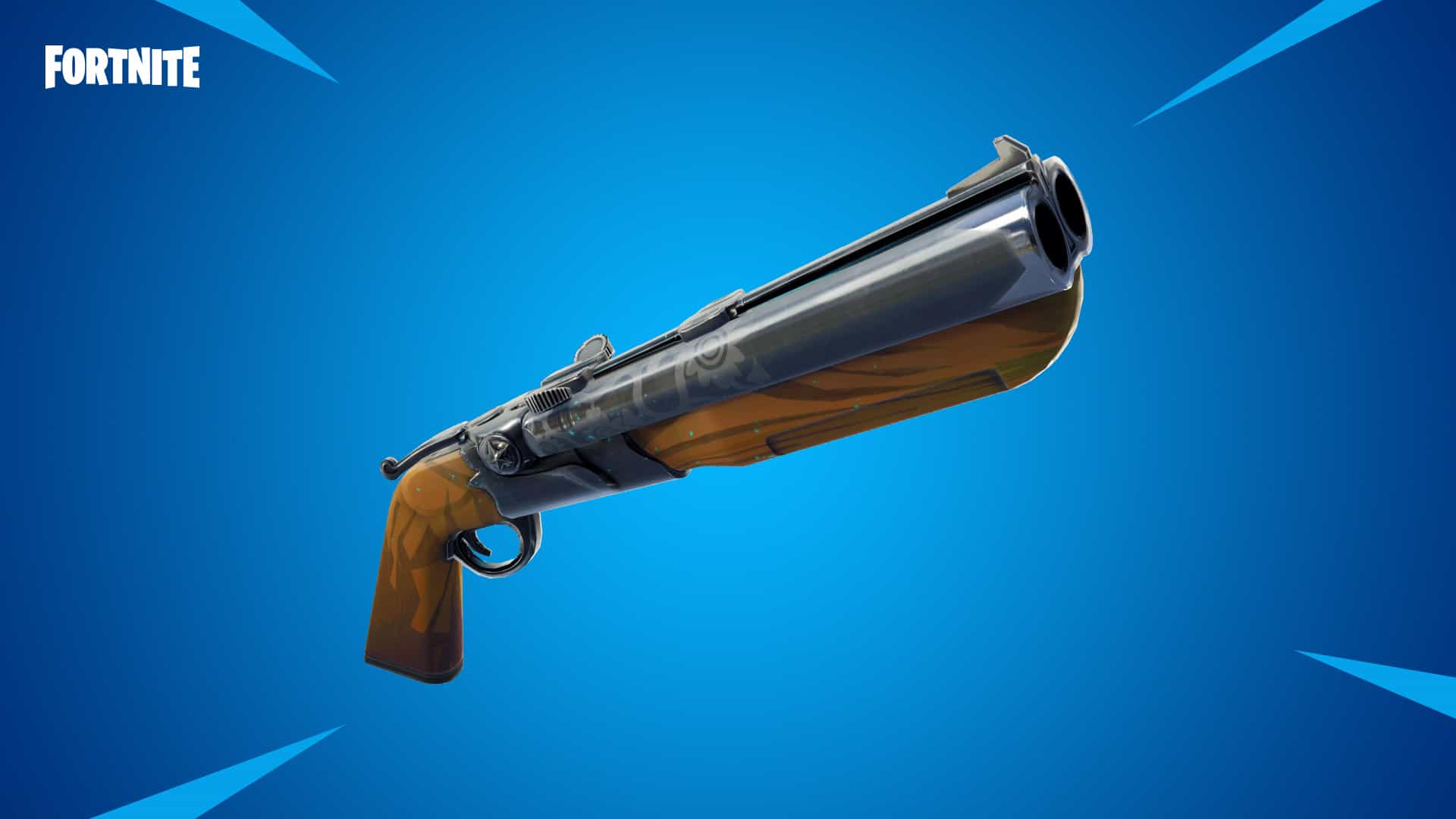 Double Barrel Shotgun (Battle Royale)
