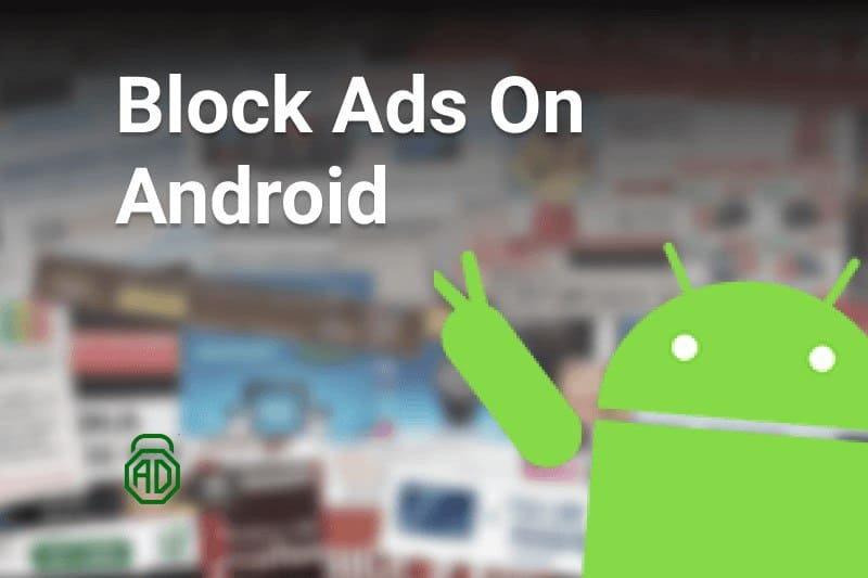 block ads on android
