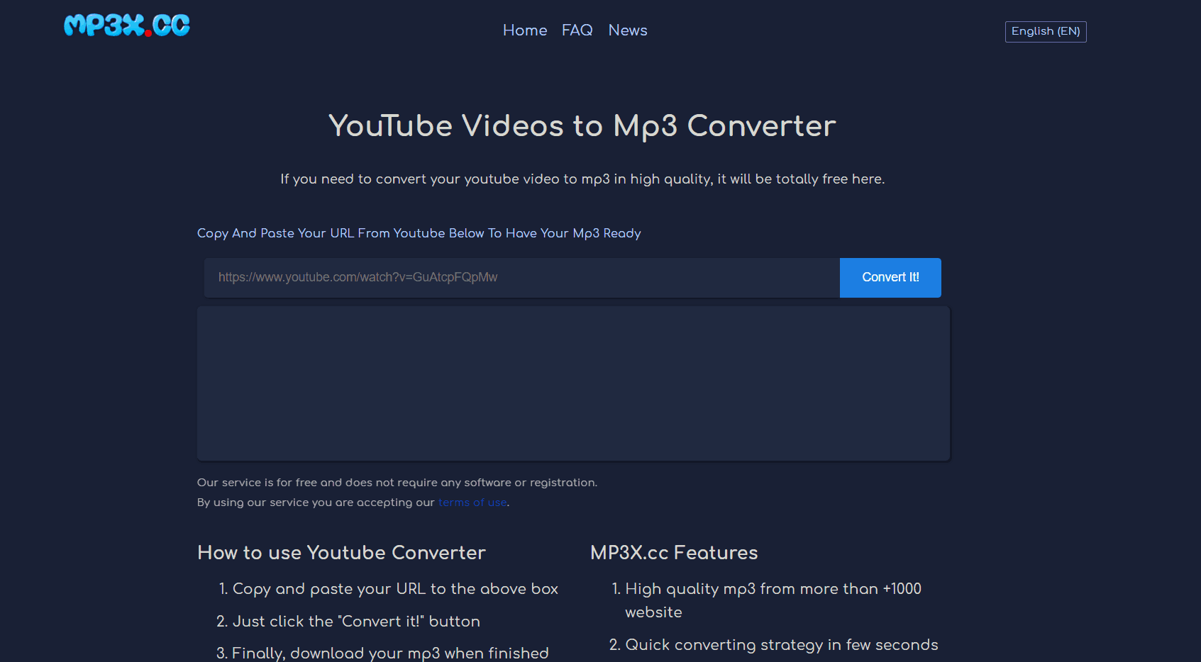 Photo of The Easiest And Fastest Youtube Video Converter To Mp3