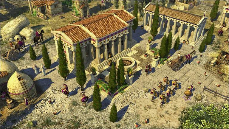 0 A.D. Linux Game
