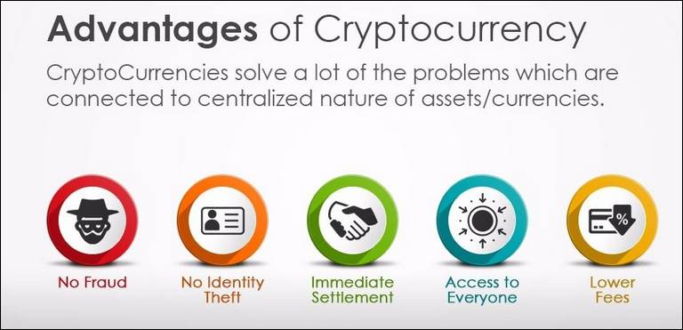 What are the Advantages of Cryptocurrencies?