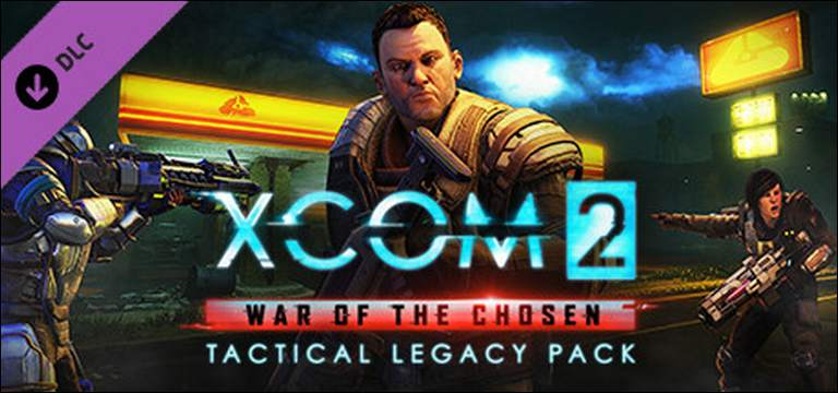 XCOM 2 War of the Chosen - Tactical Legacy Pack