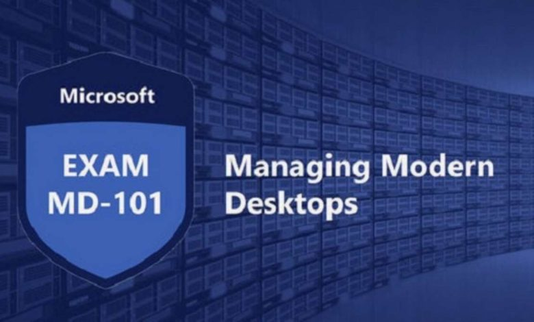 eBooks, Training, Exam Dumps… What Will Help You Ace Microsoft MD-101 Test Easily?