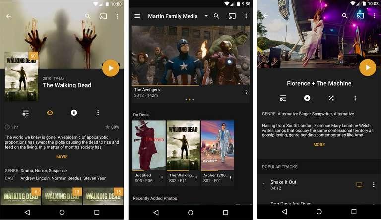 Plex Android App
