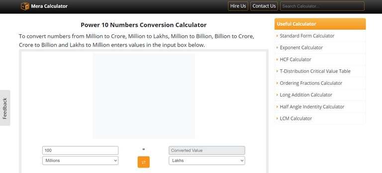 Crore to billion