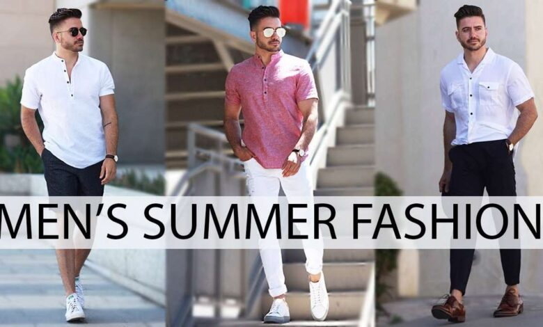 Do's and Don'ts: How Men Should Dress During Summer
