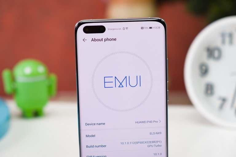 Smartphones with EMUI 11 support