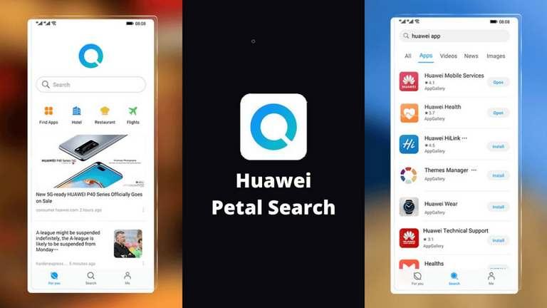 Petal Search - Huawei search engine