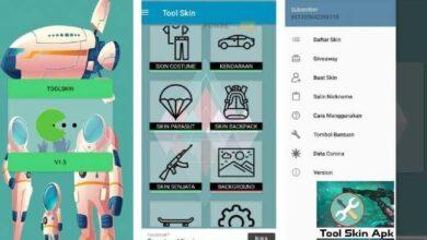 Tool Skin Vip App Download Free New Version