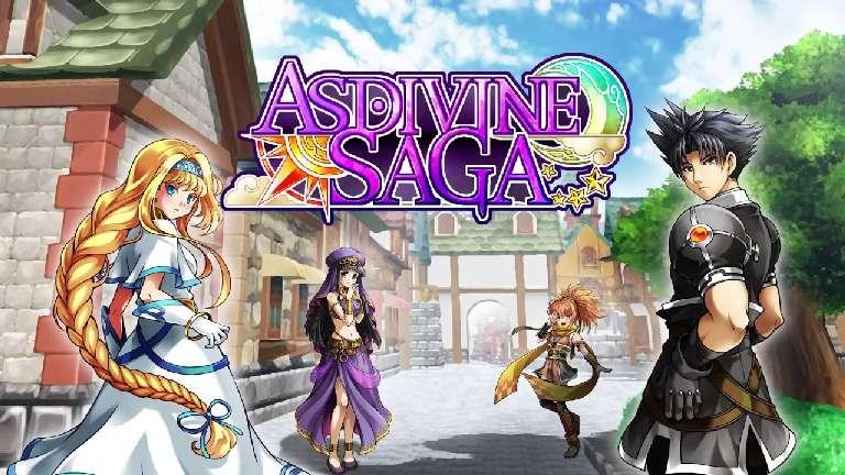Asdivine Saga - RPG