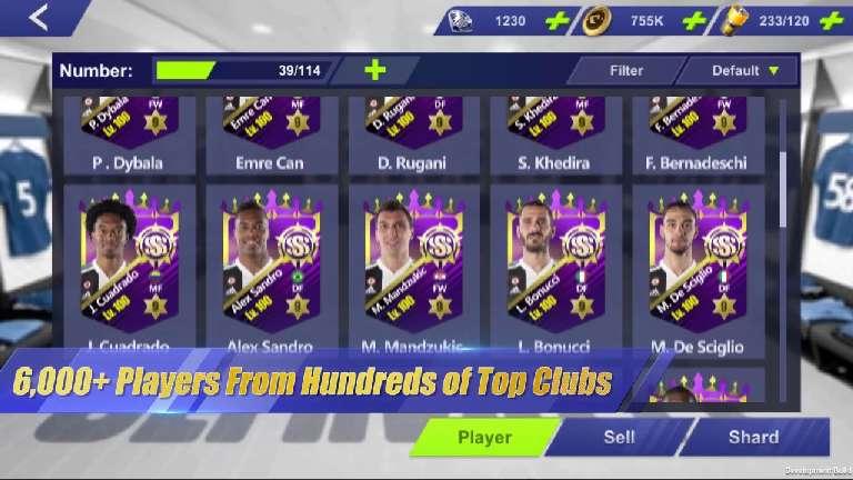 Dream Score: Soccer Champion is a soccer simulator