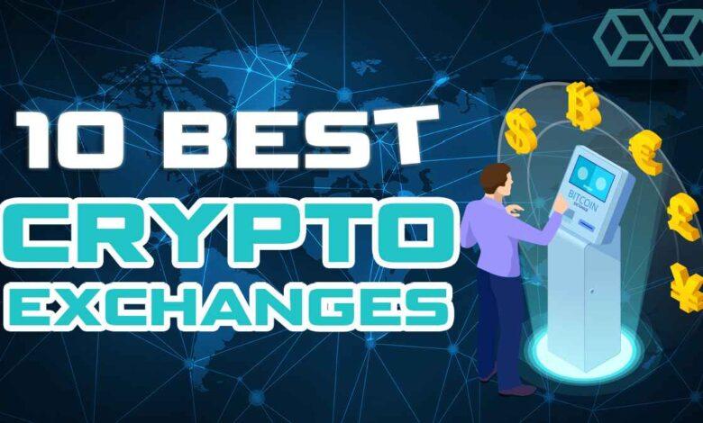 Top 10 Cryptocurrency Exchange Platforms With Calculators