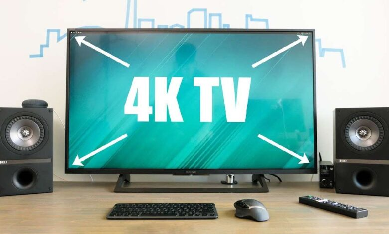 Is your 4K TV Compatible to Replace a PC Monitor?