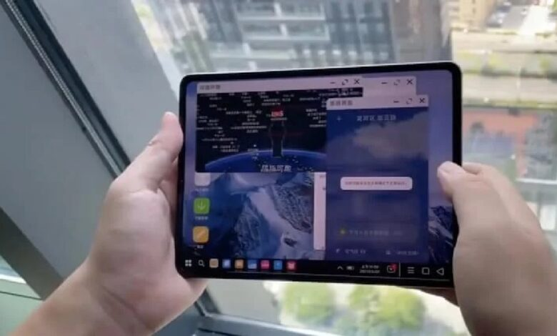 How 'PC Mode' works on Xiaomi Mi Mix Fold phone