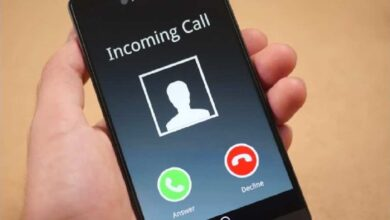 Why screen doesn't show who is calling on Android?