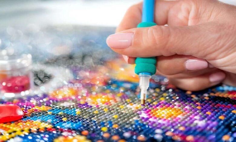 Diamond Painting: The Ultimate Craft Now Trending on Tiktok