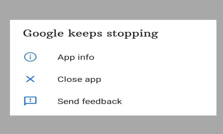 The Google app doesn't work on Android: How to fix it!