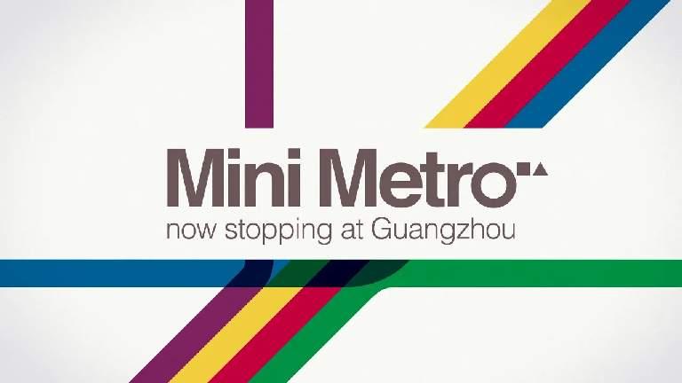 Mini Metro - Metro Simulator