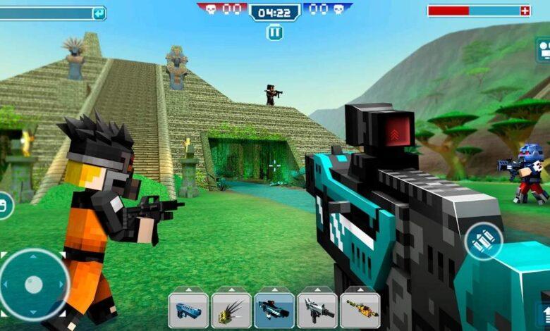 Best Pixel Shooters
