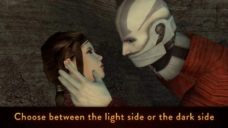 Star Wars: Knights of the Old Republic - Star Wars for Android