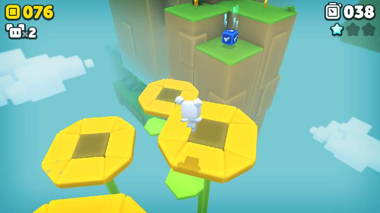 Suzy Cube - 3D platformer for Android