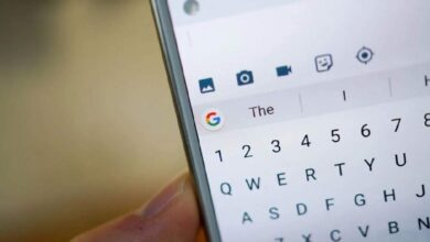 How to resize keyboard on Android phone