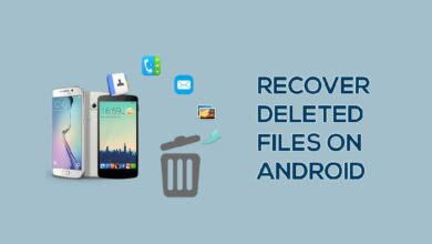 How to recover deleted files on Android