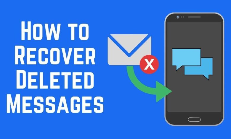 How to recover deleted messages on Android