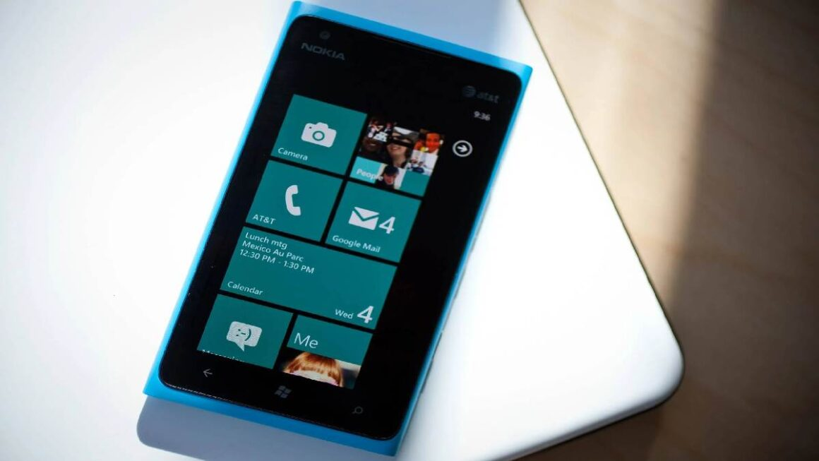 Windows Phone 7 users were treated like a beast, not allowing them to upgrade to Windows Phone 8