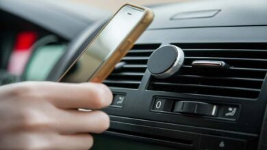 Is A Magnetic Smartphone Holder Harmful