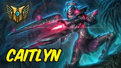 Learn How to Play Caitlyn in League of Legends