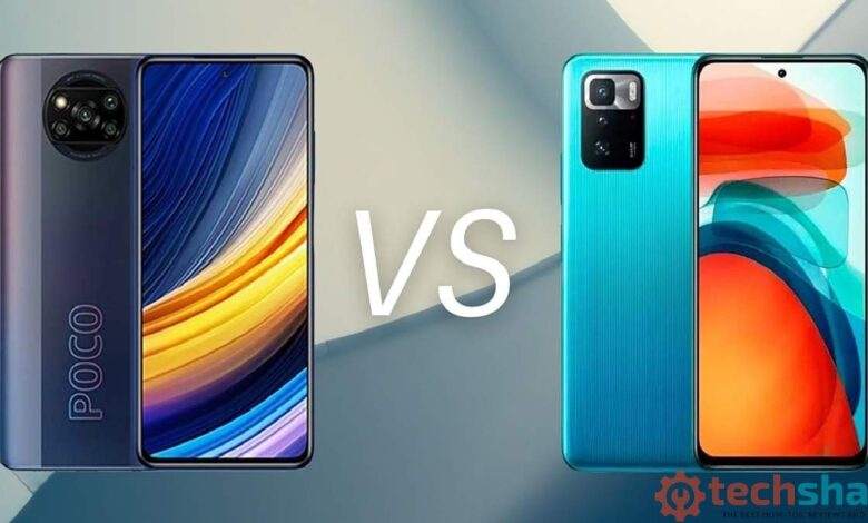 Poco X3 Pro vs X3 GT, Main Differences And Which Is Better?