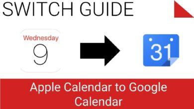 How to transfer iCloud calendar to Google Calendar