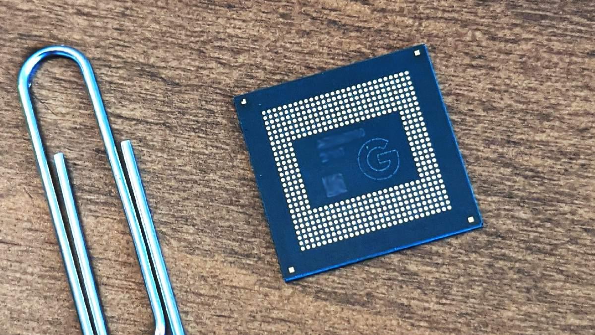 Google Tensor and Snapdragon 888 comparison