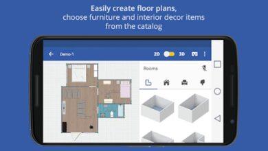 List of best Interior Design Apps