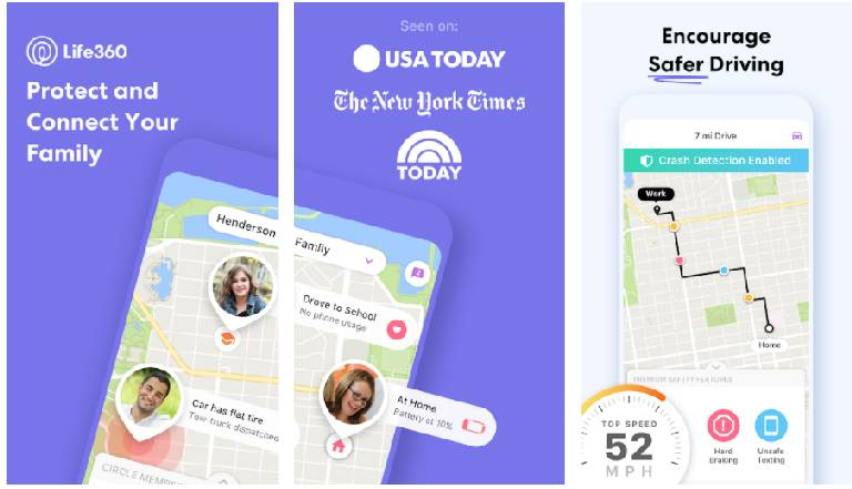 Life360: Family Locator, & GPS tracker