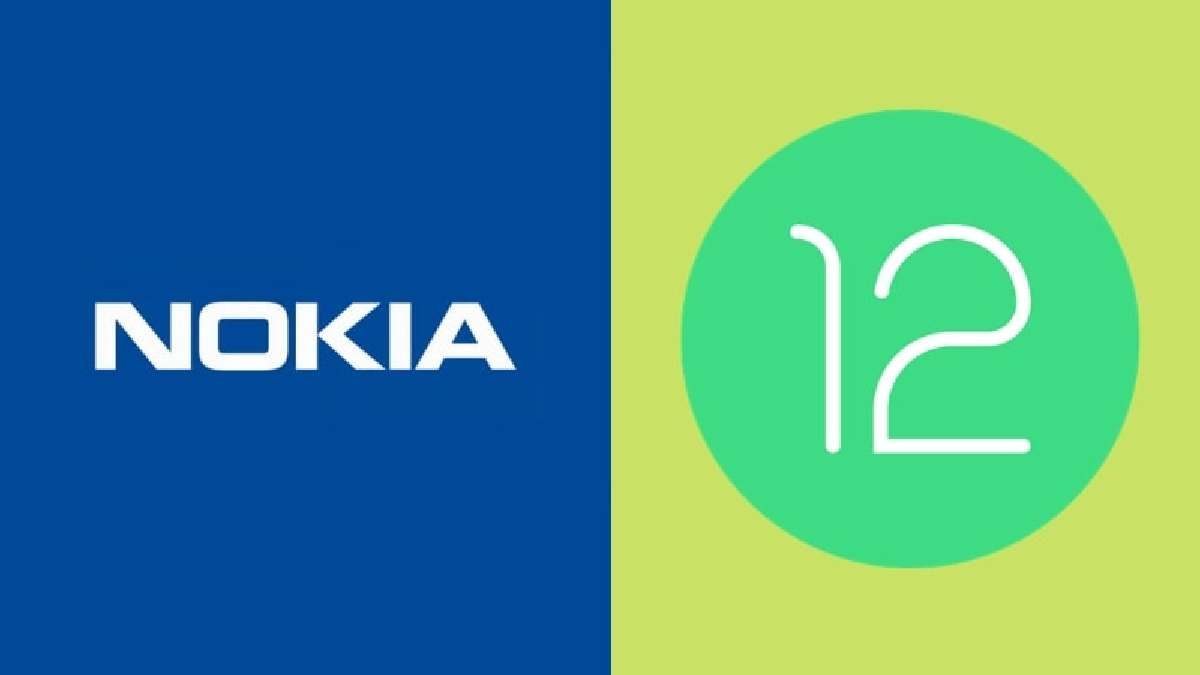Android 12 update for Nokia