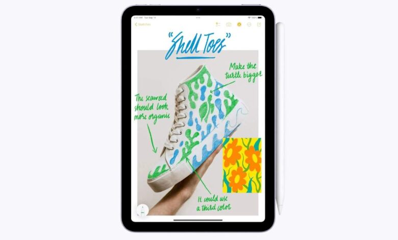 What's wrong with the iPad mini 6