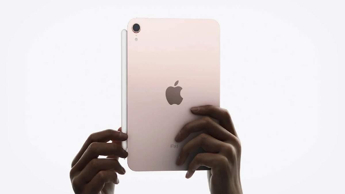 What's new in iPad mini 6