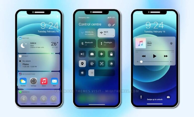 List of Best iPhone Themes For Android In 2021